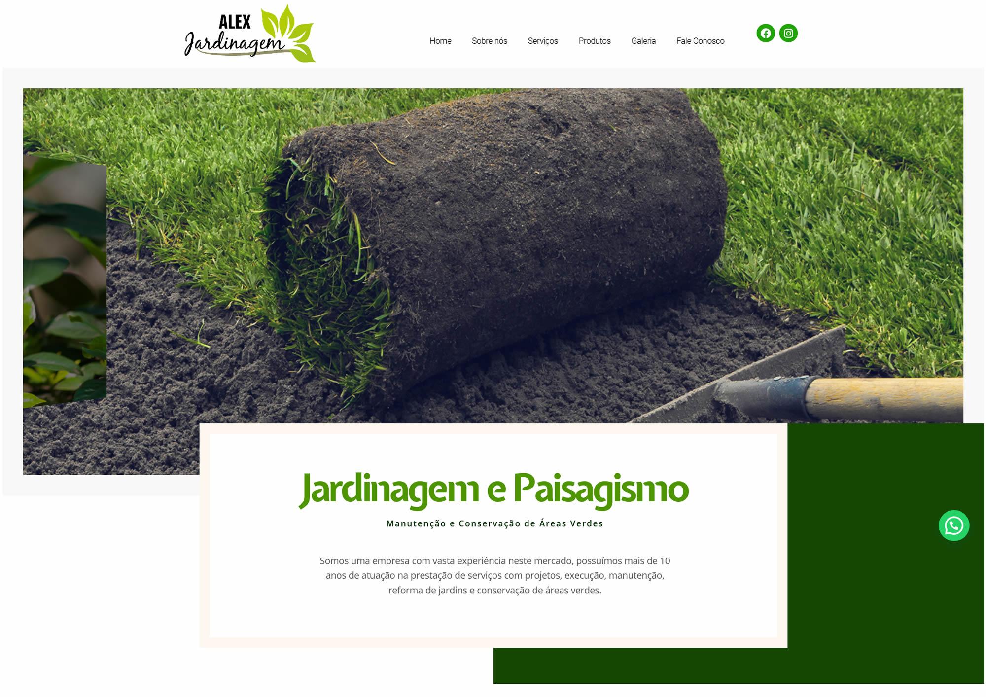 criacao-de-site-alex-jardinagem
